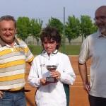 Torneo di Tennis 2010 - Premiazione Under 14